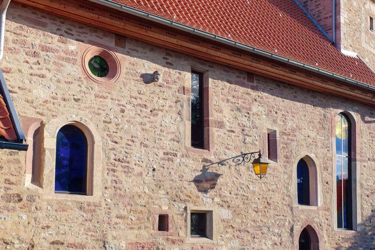 KLEWO Malermeister - Referenzen - Fassade Kirche